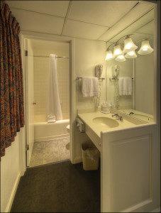 King's hotel restroom